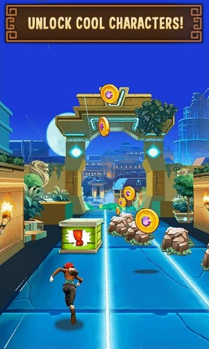 Danger Dash screenshot 2