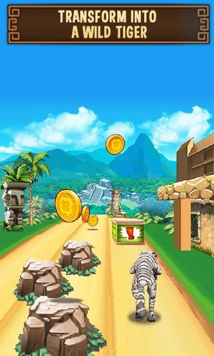 Danger Dash screenshot 3