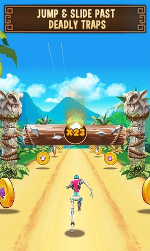 Danger Dash screenshot 5