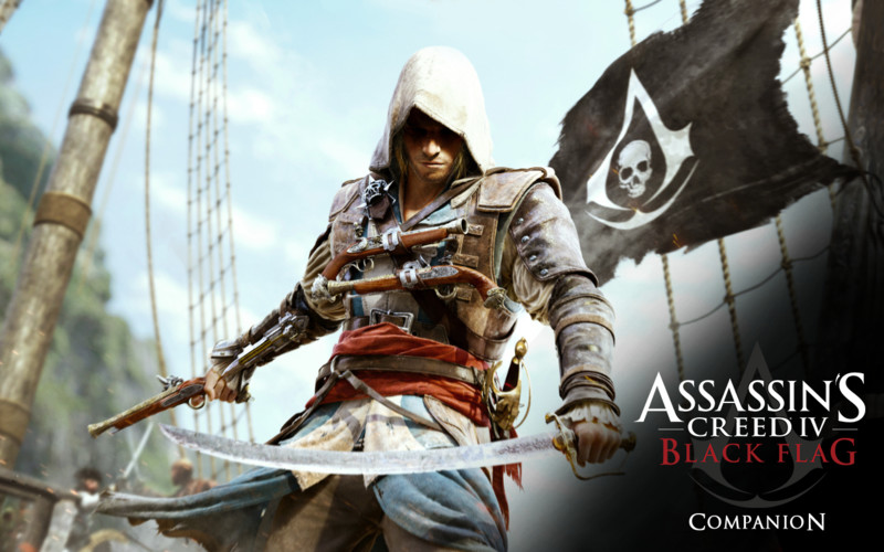 Free Assassin's Creed® IV Companion cell phone game