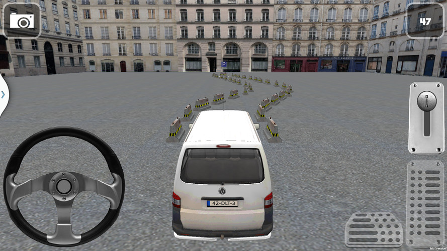 Free Car Parking 3D 2 cell phone game