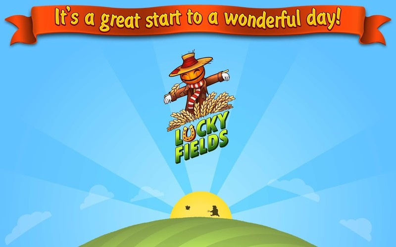 Free Lucky Fields cell phone game