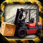 Forklift madness 3D simulator