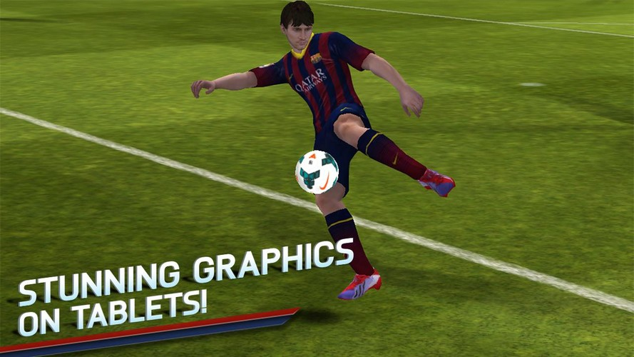 Free FIFA 14 by EA SPORTS™ cell phone game