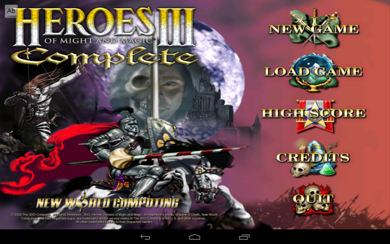 Free VCMI for Android cell phone game