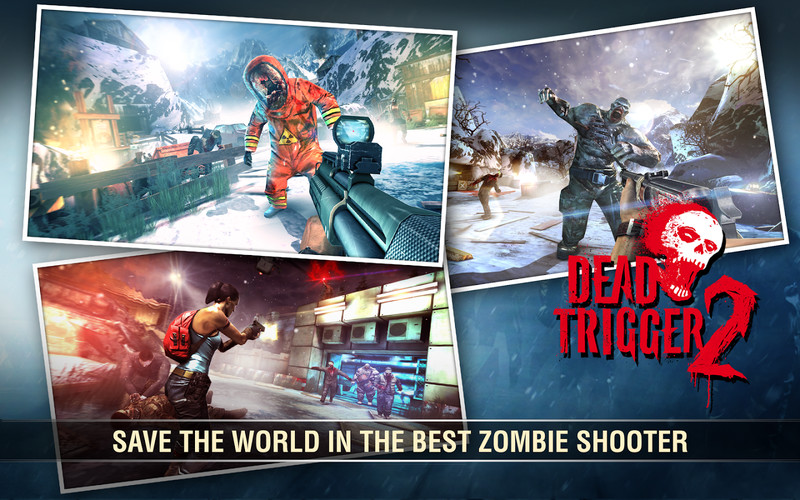 Free DEAD TRIGGER 2 cell phone game
