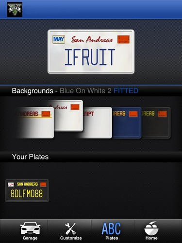 Free Grand Theft Auto: iFruit cell phone game