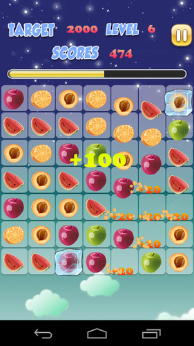 Fruit Saga screenshot 5