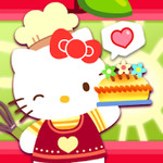 Hello Kitty's Pie Shop