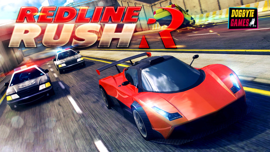Free Redline Rush cell phone game