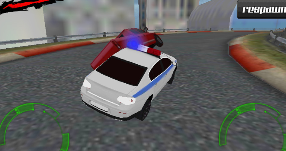 Ultra Police Hot Pursuit 3D screenshot 3