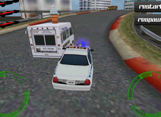 Ultra Police Hot Pursuit 3D screenshot 5