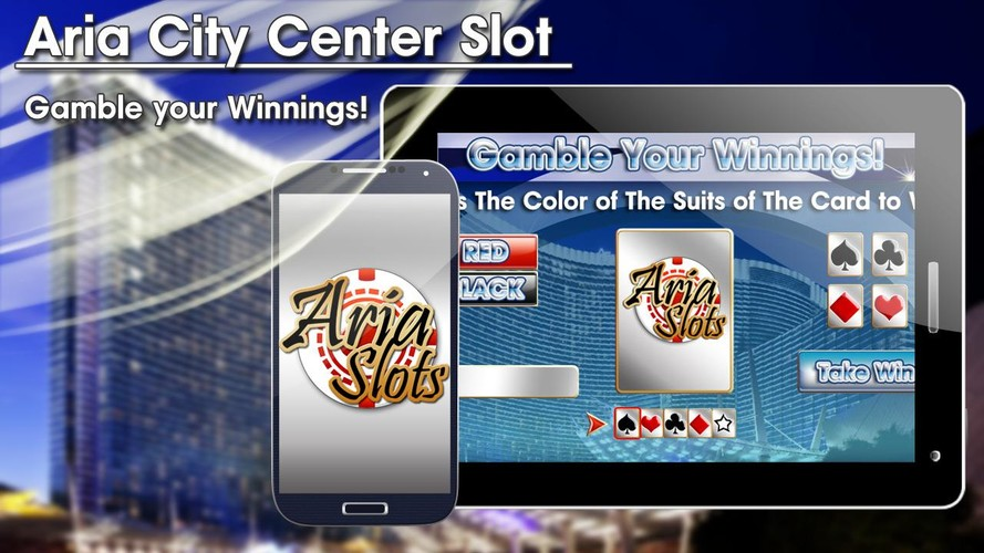 Free Aria City Center Slot cell phone game