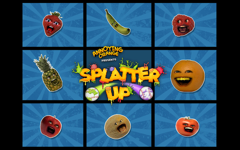 Annoying Orange: Splatter Free screenshot 5