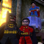 3D LEGO Batman DC Game