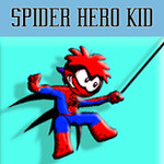 Spider Hero Kid