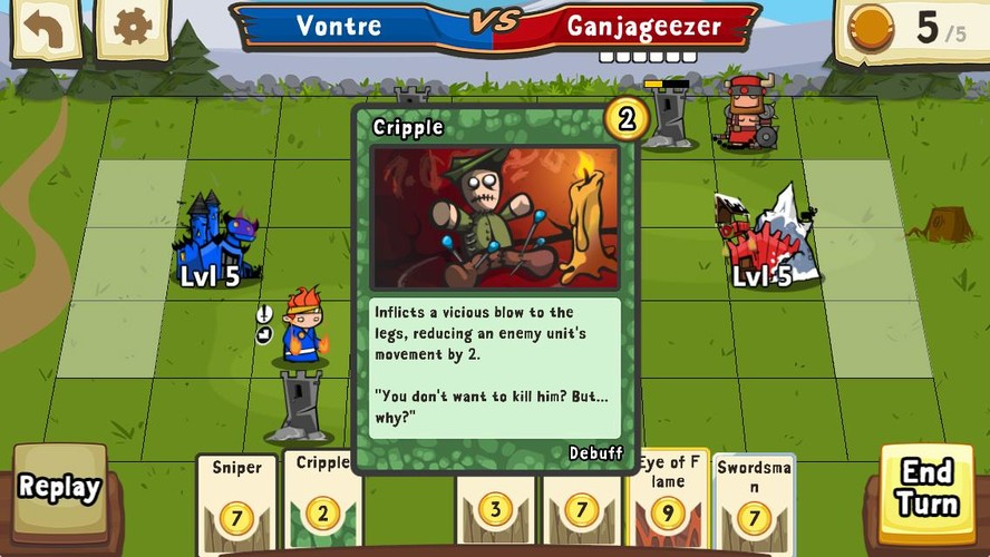 Cards and Castles screenshot 4